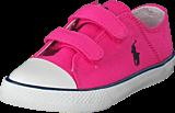Ralph Lauren Junior - Darian Ez T Pink Canvas