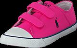Ralph Lauren Junior - Darian Ez C Pink Canvas
