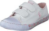 Ralph Lauren Junior - Slone Ez C White