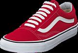 Vans - Ua Old Skool Crimson/white