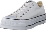 Converse - Chuck Taylor All Star Lift Ox White/black/white