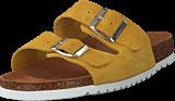 Vero Moda - Julia Leather Sandal Cream Gold