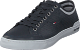 Tommy Hilfiger - Core Corporate Leather Midnight