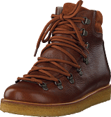 Angulus - Boot With Laces And D-rings Medium Brown